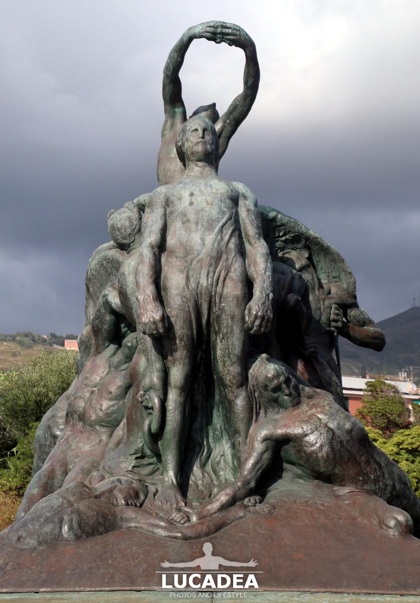 Monumento ai Mille di Genova Quarto