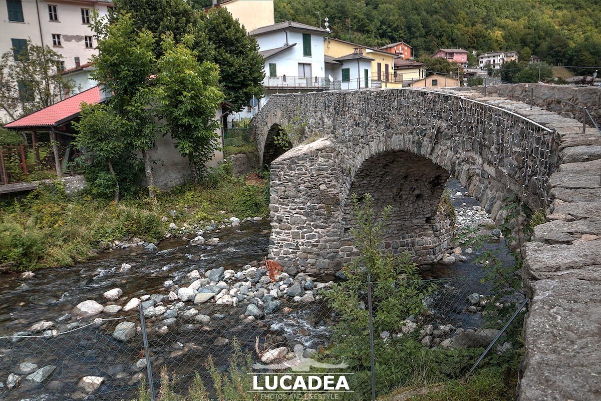 Il ponte dei Priori a Santa Maria del taro