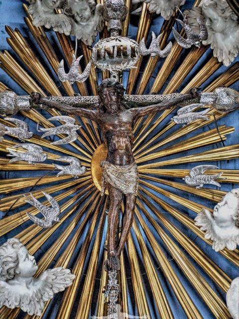 Il Cristo Nero in San Giovanni