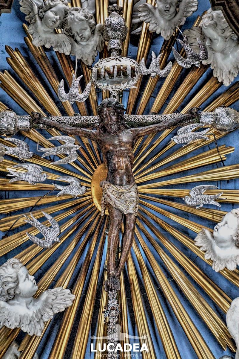 Il Cristo Nero in San Giovanni a Chiavari