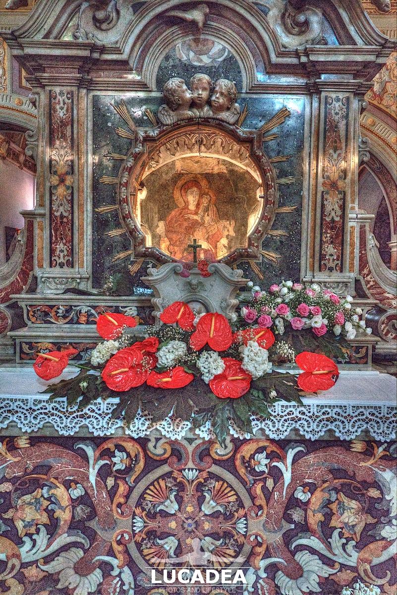 L'immagine della Madonna Achiropita di Rossano