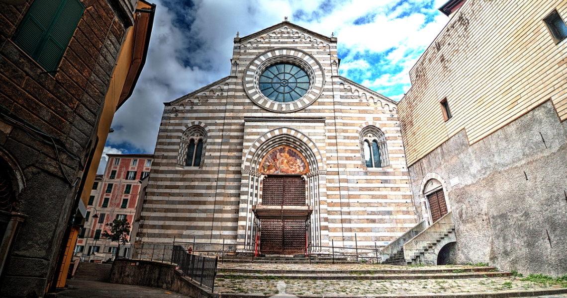 La chiesa di Sant'Agostino a Genova