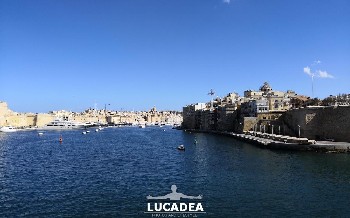 I bastioni del porto della Valletta