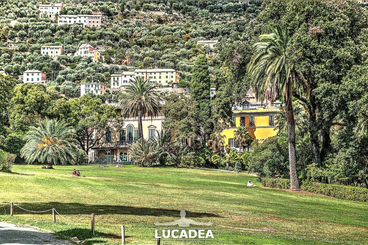 I parchi di Nervi a Genova