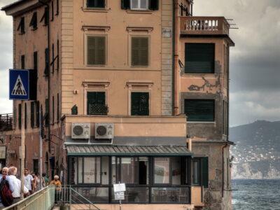 Casa sul mare verso Genova Nervi