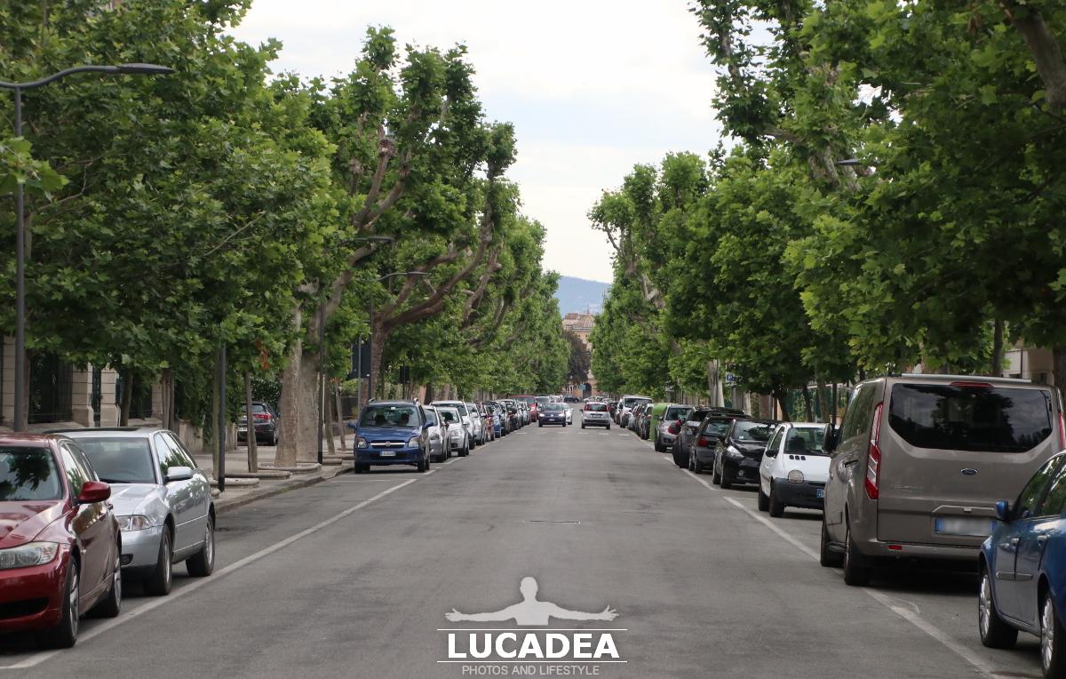 Corso Buenos Aires a Chiavari