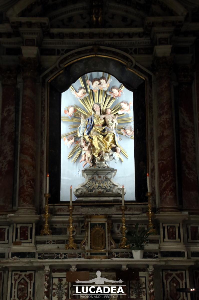 Interno san Giovanni a chiavari 1
