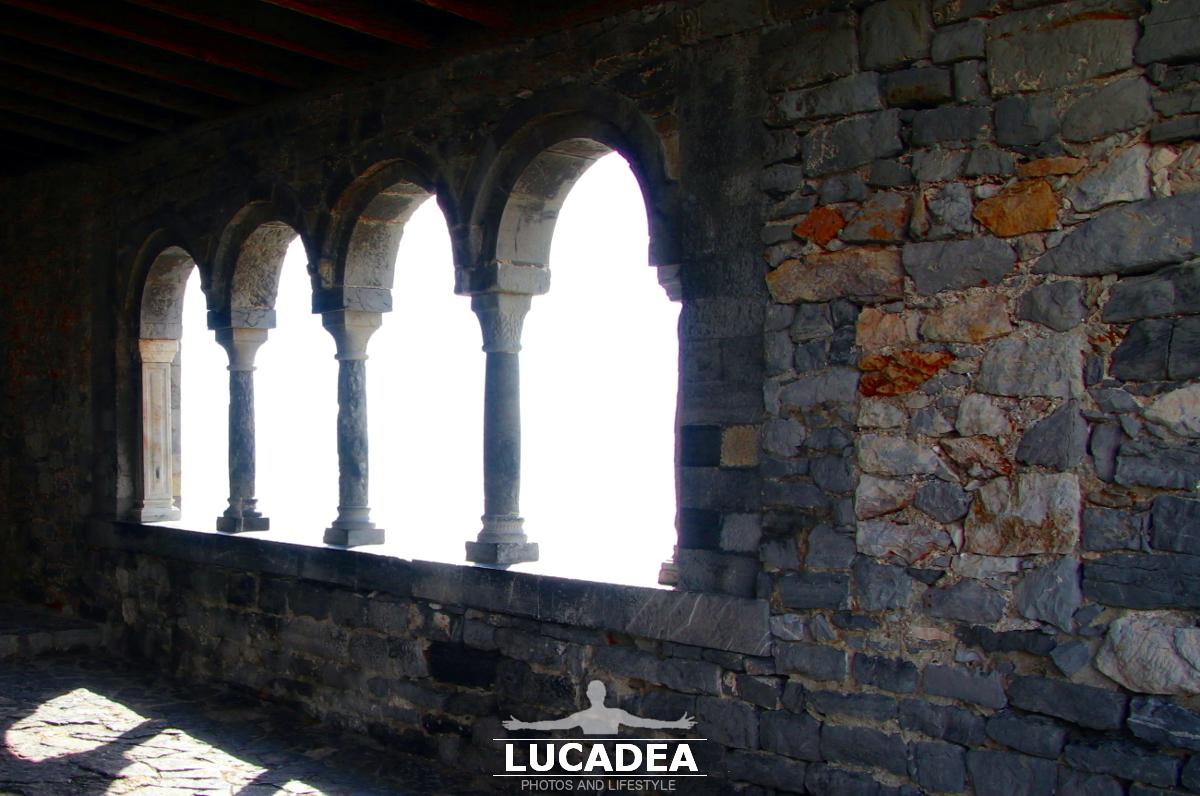 La quadrifora più famosa di Liguria
