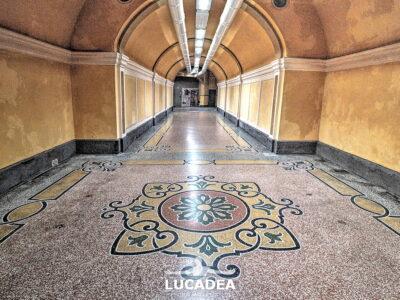 Galleria dell'ascensore di Castelletto Ponente a Genova