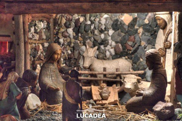 Il Presepe della Basilica di Santa Maria di Nazareth