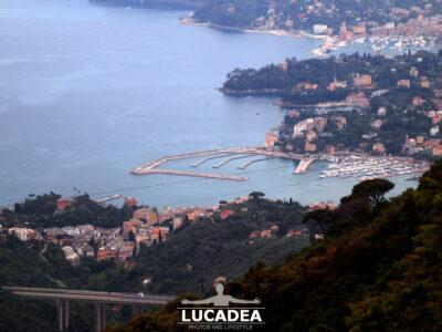 Rapallo e Santa Margherita dall'alto