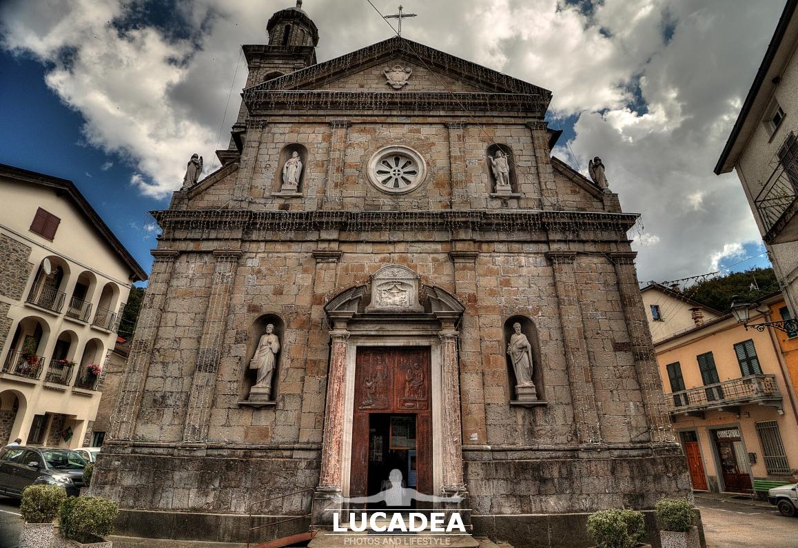 Il Santuario della Natività di Santa Maria del Taro