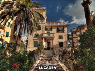 Una bella Villa in viale Mazzini a Sestri Levante
