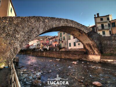 Il ponte antico di Varese Ligure