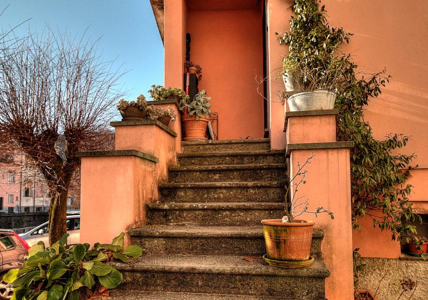 Uno scorcio di Varese Ligure
