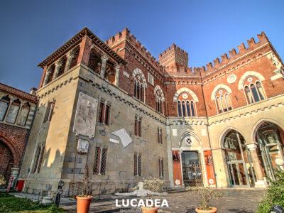 Lo splendido Castello d'Albertis a Genova