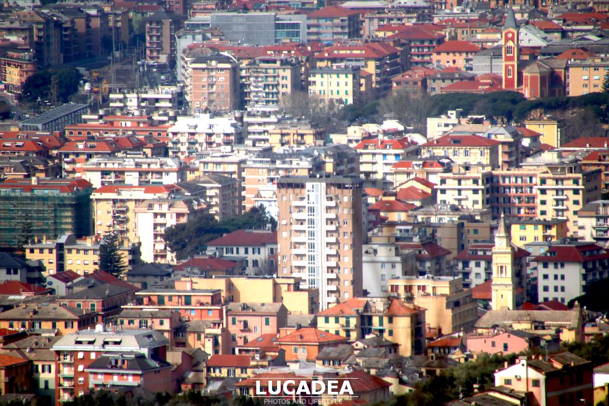 Il grattacielo di Lavagna