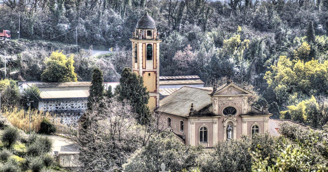 La chiesa di Santo Stefano del Ponte a Sestri Levante