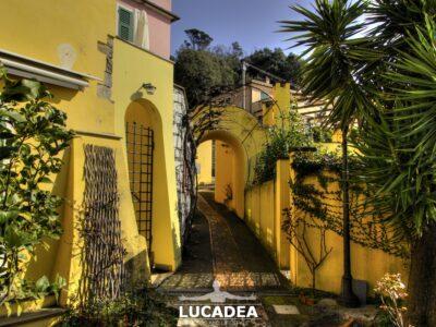 Il bel borgo di Verici a Casarza Ligure