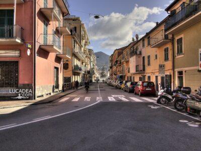 Via Giacomo Balbi a Riva Trigoso