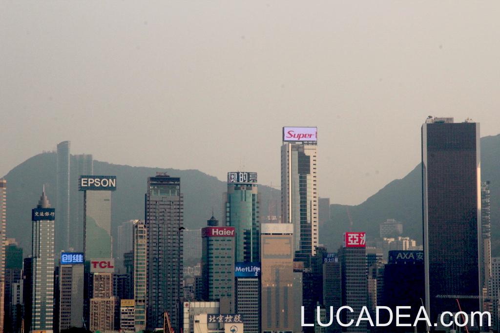 Le foto di Hong Kong