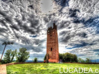 La torre di Federico II di San Miniato