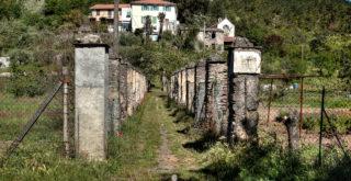 Colonnato per Villa Arpe per Santa Vittoria