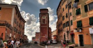Una casa particolare a Genova Nervi