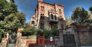 Villa in via Fiume a Chiavari