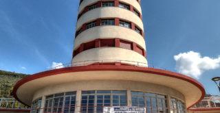 La Colonia Fara, restaurata, a Chiavari