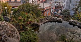 Chiavari vista dal Parco Rocca