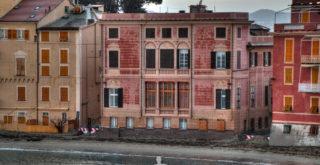 La case in baia a Sestri Levante