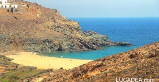 Fokos beach a Mykonos